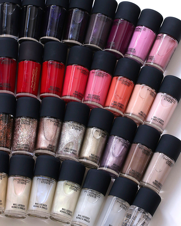 Studio M Nail Polish: A Wave Of Color To Wash Over Nails