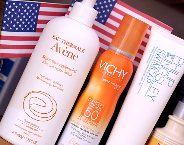 Avene, Vichy and Philip Kingsley