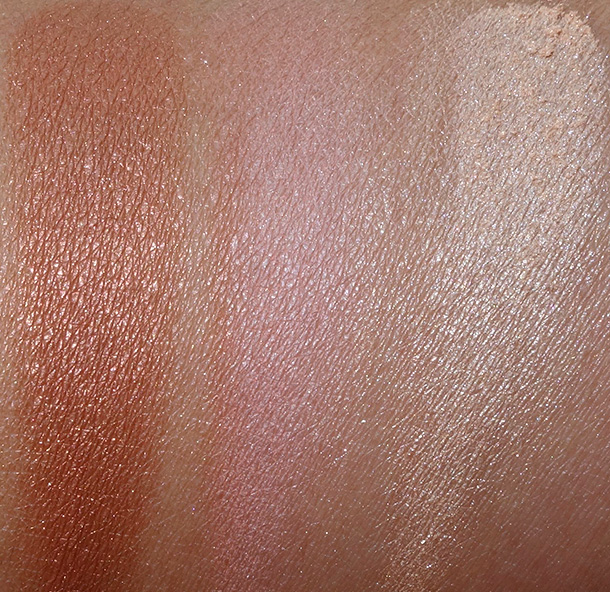 Bobbi Brown Brightening Blush Bronze Swatch