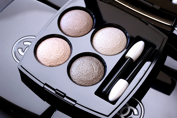 Chanel Quadra Les 4 Ombres Eyeshadow in Tissé Mademoiselle