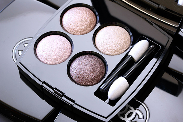 Chanel Quadra Les 4 Ombres Eyeshadow in Tissé Poésie