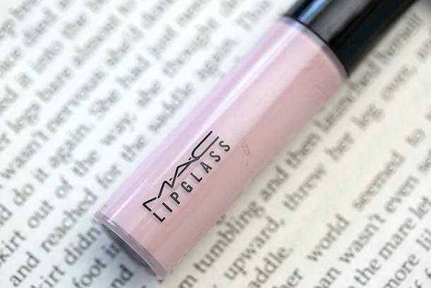 MAC Lipglass in Wanting More