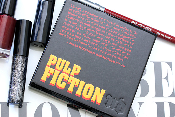 Urban Decay Pulp Fiction Collection Palette