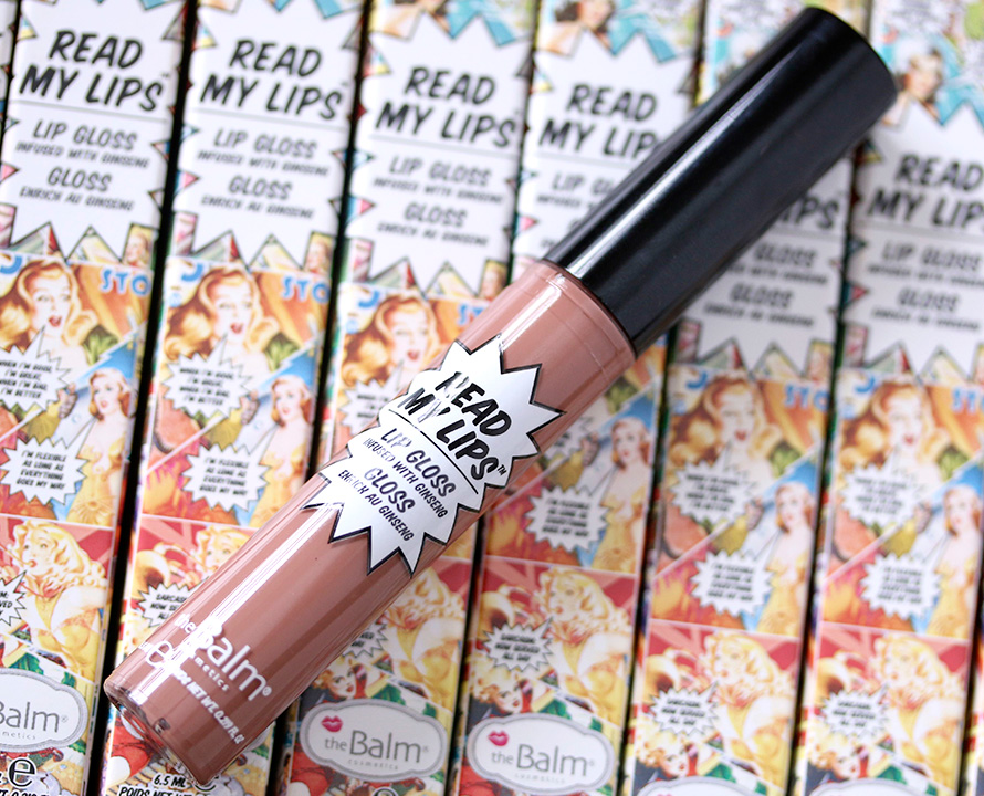 theBalm Read My Lips Lipgloss in Snap (1)