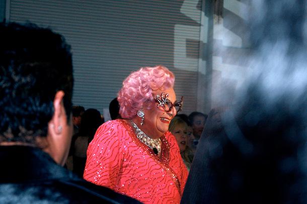 Dame Edna Macy's at Passport 2008