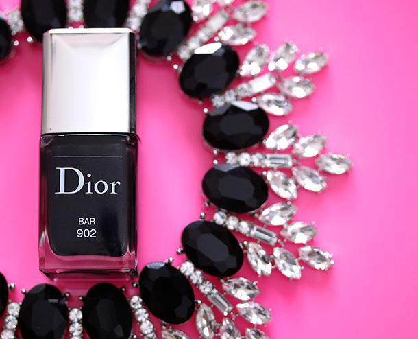 Dior Nail Vernis in Bar