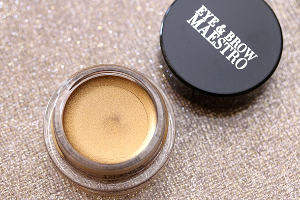 Giorgio Armani Beauty Eye & Brow Maestro in 9 Gold