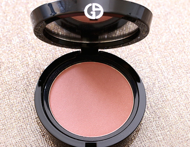 Giorgio Armani Cheek Fabric in 503 Daybreak