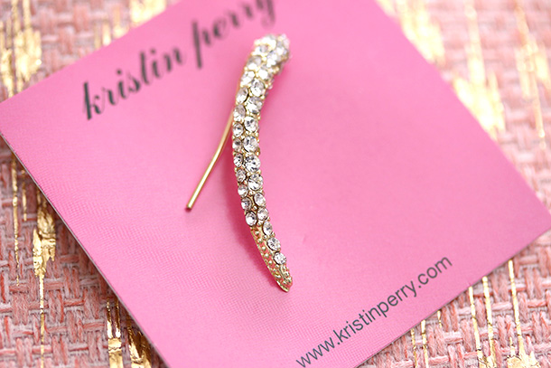 Kristin Perry Bear Claw Ear Cuff (3)