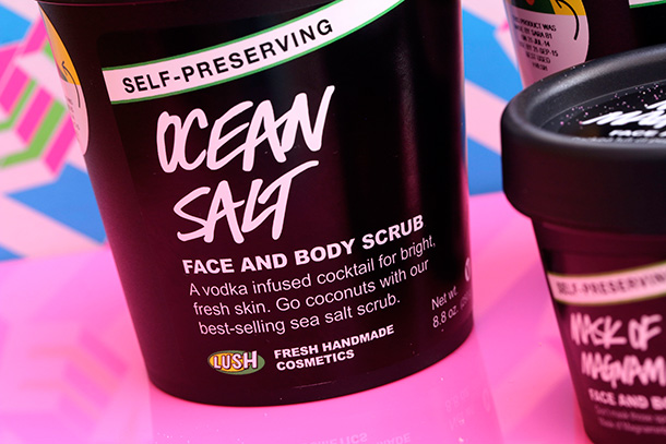 Lush Self-Preserving Ocean Salt