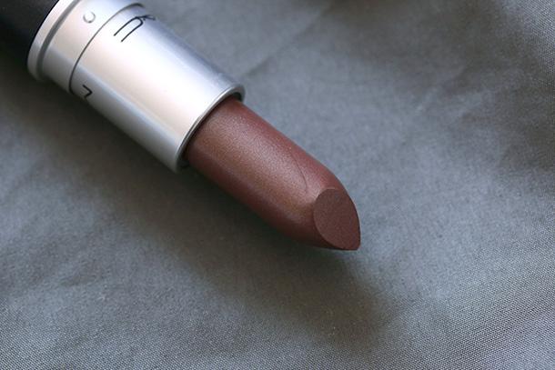 MAC Lipstick in Shitake