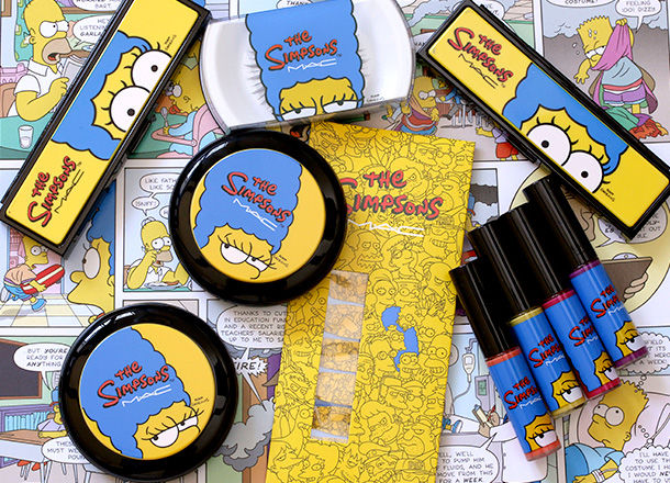 MAC Simpsons Collection