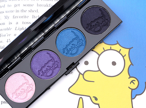 MAC Simpsons Marge's Extra Ingredients Quad