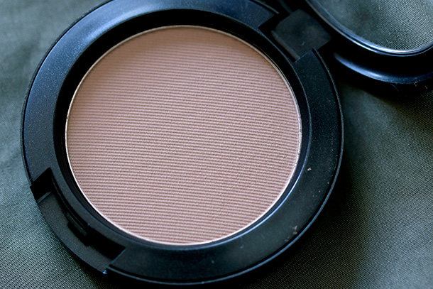 MAC Powder Blush in Taupe