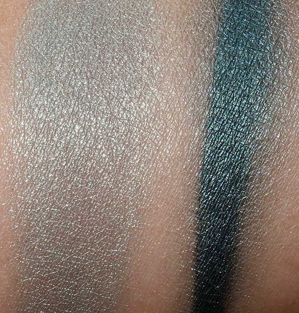 Maybelline's Color Tattoo Pure Pigments Eyeshadow in Forest Fatale (5)