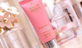 Molton Brown London Rhubarb & Rose Replenishing Hand Cream
