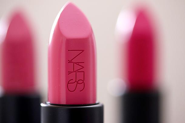 NARS Audacious Lipstick in Claudia