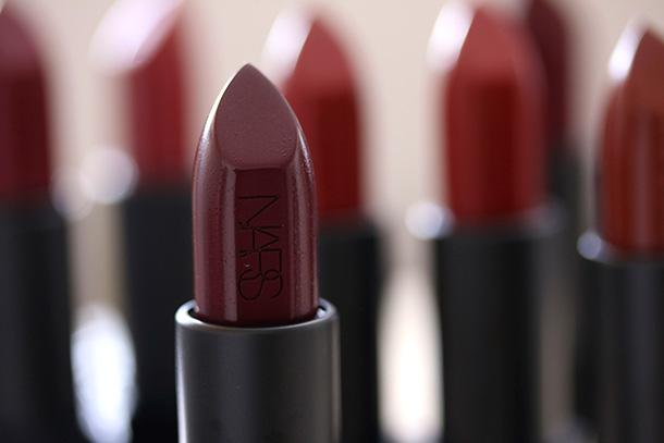 NARS Audacious Lipstick in Ingrid