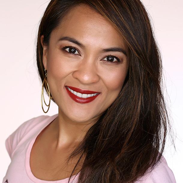 NARS Audacious Lipstick in Sandra