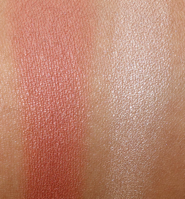 Tom Ford Stroked Swatches