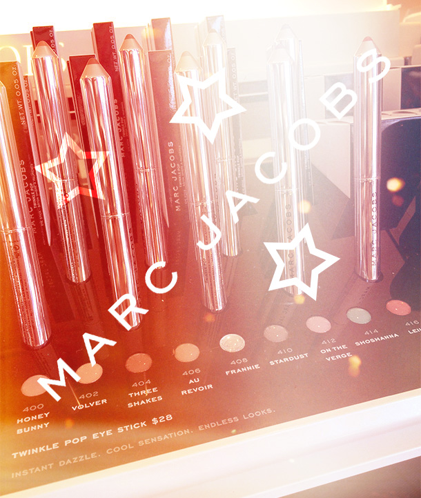 Marc Jacobs Beauty Twinkle Pop Eye Sticks