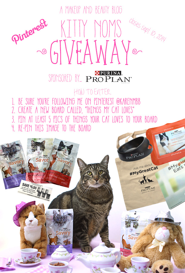 Win snacks for your cat