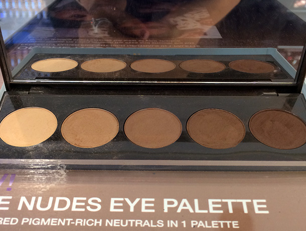 BECCA Ombre Nudes Eye Palette, $40