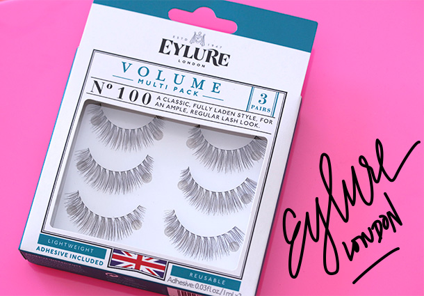 Eylure Naturalites Superfull Triple Pack 100