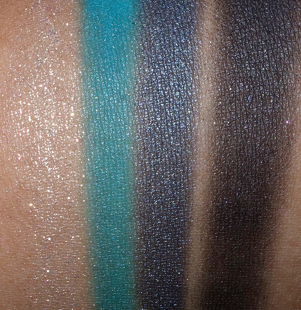L'Oreal Emerald Conquest Swatch