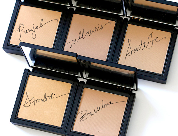 NARS All Day Luminous Powder Foundation Medium