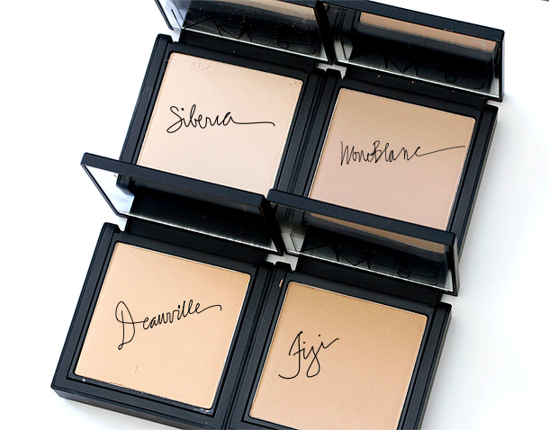NARS All Day Luminous Powder Foundation light