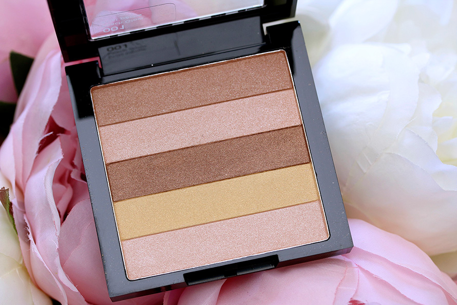 Revlon Peach Glow Highlighting Palette