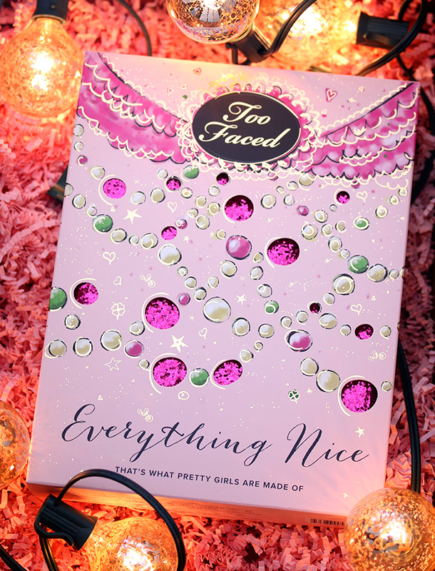 Too Faced Everything Nice Set box