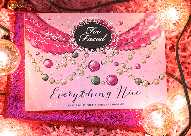 Too Faced Everything Nice Set palette