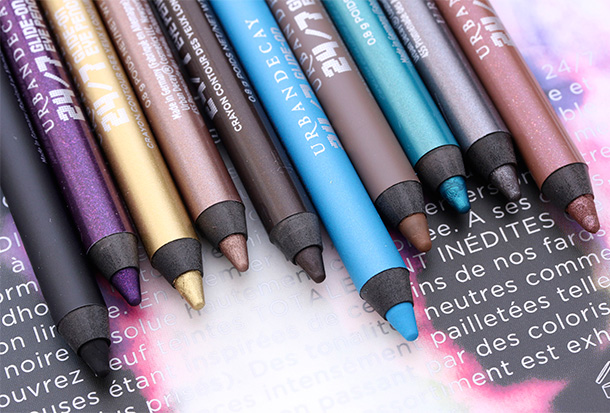 Urban Decay Ten 24/7 Glide-On Eye Pencil Set