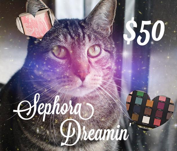 Enter this week's $50 Sephora giveaway