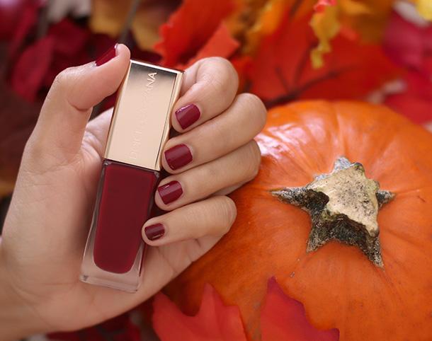Dolce & Gabbana Nail Lacquer in Fiamma