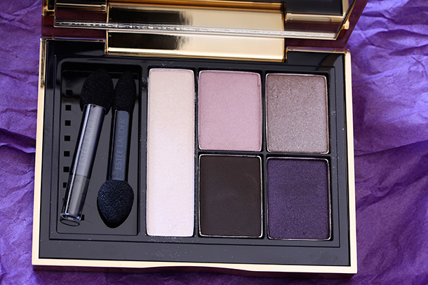 Estee Lauder Pure Color Envy Sculpting EyeShadow 5-Color Palette in Envious Orchid (4)