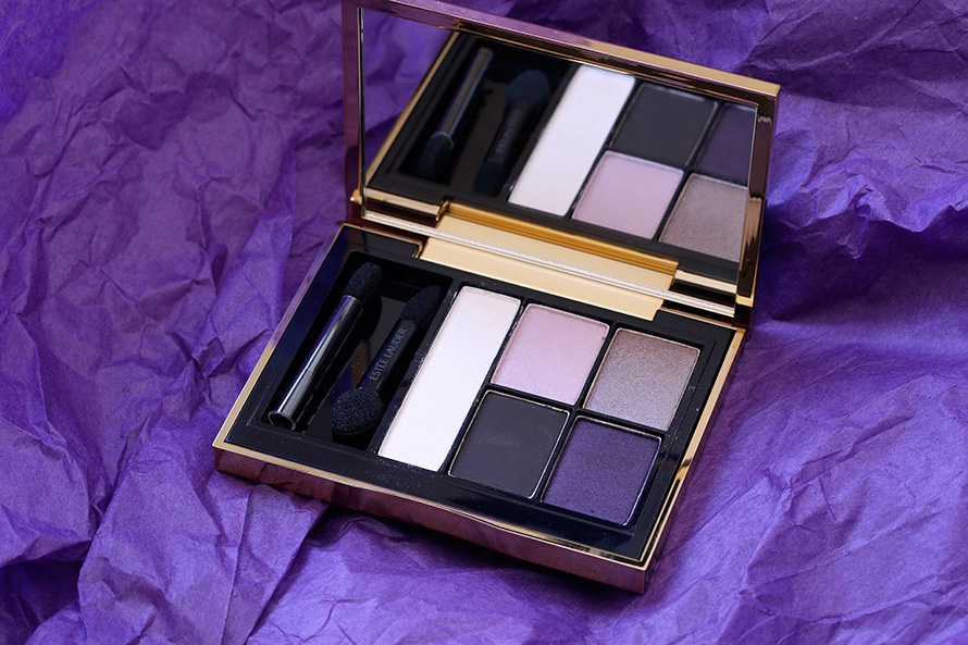 Estee Lauder Pure Color Envy Sculpting EyeShadow 5-Color Palette in Envious Orchid (1)
