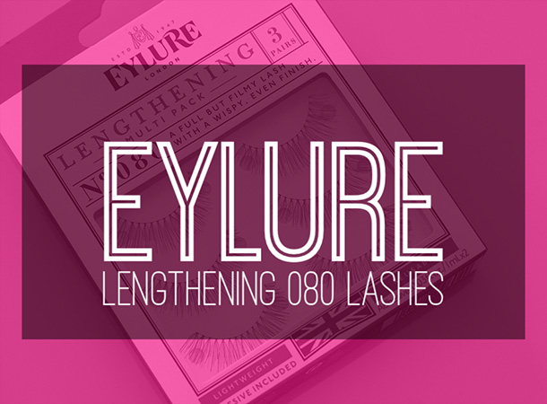 Eylure Lengthening 080 Lashes