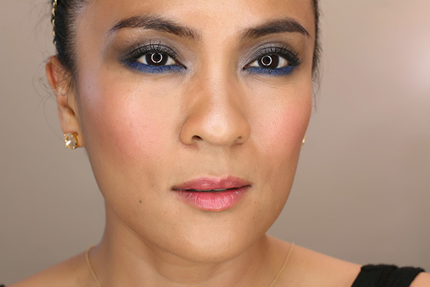 L'Oreal Infallible Silkissime Eyeliner in Cobalt Blue