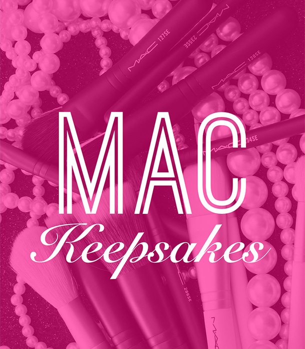 MAC Keespakes Brush Kits