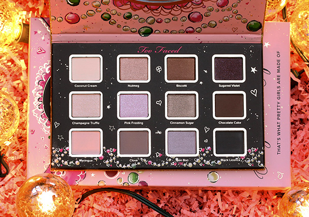 Too Faced Sugar & Spice Palette