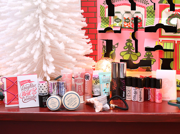 Benefit Candy-Coated Countdown Advent Calendar (5)
