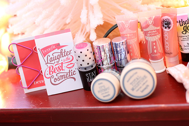 Benefit Candy-Coated Countdown Advent Calendar (8)