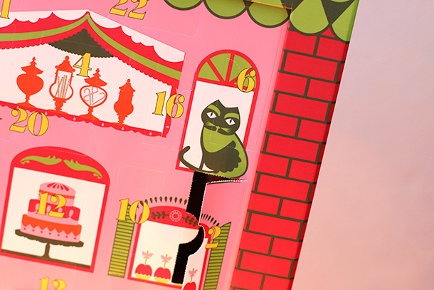 Benefit Candy-Coated Countdown Advent Calendar (3)