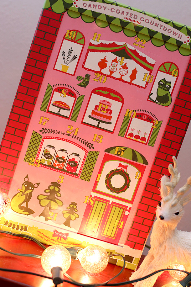 Benefit Candy-Coated Countdown Advent Calendar (2)