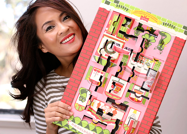 Benefit Candy-Coated Countdown Advent Calendar (4)