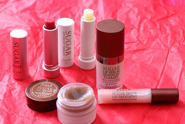 Fresh Dare to Bare Sugar Lip Ritual Set