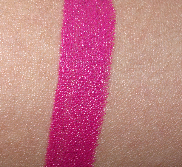 Hourglass Fever Swatch